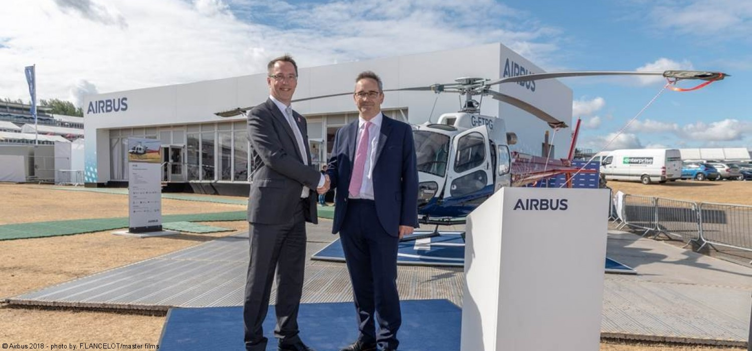 Airbus Helicopters UK: civil helicopter and military